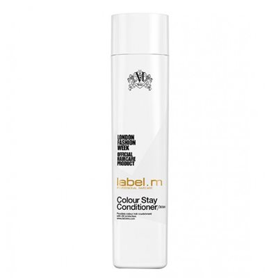 label m Colour Stay Conditioner לייבל מ מרכך לשיער צבוע