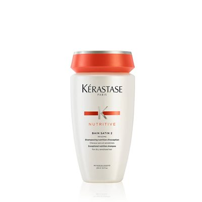 kerastase nutritive bain satin two hair shampoo קרסטס נוטרטיב שמפו מספר 2