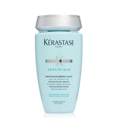 kerastase specifique bain riche dermo calm 250ml קרסטס ספסיפיק שמפו