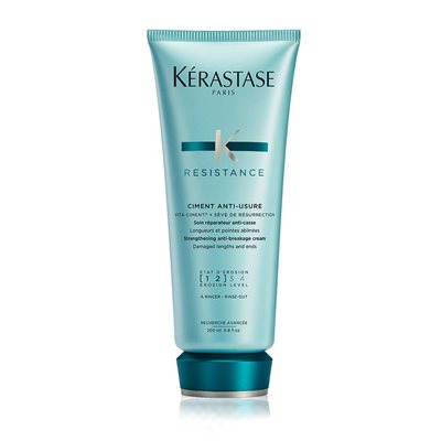 kerastase resistance ciment anti usure breakage hair conditioner קרסטס רסיסטנס מרכך לקצוות מפוצלים