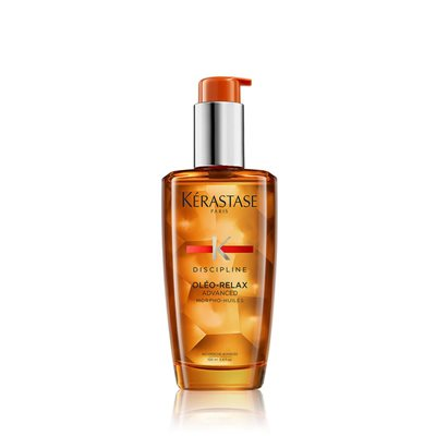 kerastase discipline oleo relax advanced hair oil קרסטס דיספלין אולאו רילקס שמן