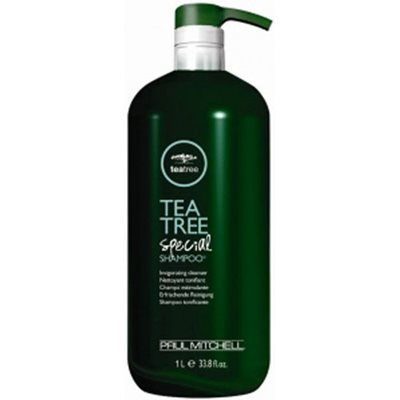 paul mitchel tea tree shampoo 1liter פול מיטשל