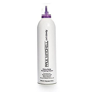 paul mitchel extrabody mousse 500ml פול מיטשל אקסטרה בודי מוס