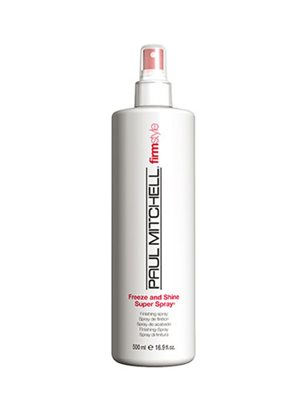 Paul Mitchell Freeze and Shine Super Spray 500ml פול מיטשל
