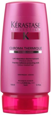 kerastase reflection fondant chroma thermique thermo shine 150ml קרסטס רפלקשן שמפו לשיער זוהר
