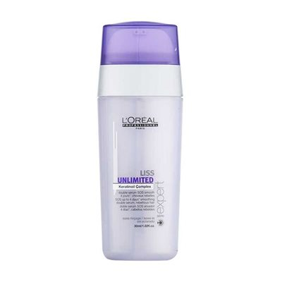 loreal expert liss unlimited 30ml לוריאל אקספרט סרום לחיזוק השיערה