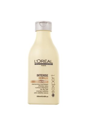loreal paris expert intense repair shampoo 250ml לוריאל אקספרט שמפו מזין לשיער