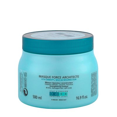 kerastase resistance masque force architecte hair masque קרסטס רסיסטנס מסיכה לשיער